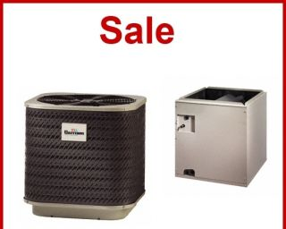 Central Air Conditioner 3 Ton R410A Matching Coil