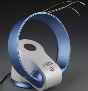 Portable Wingless Fans with Cool Air Feeling Like Air Conditioning