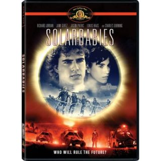 Solarbabies 1986 New DVD Jason Patric Jami Gertz