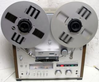 Akai GX 620 GX620 Open Reel to Reel Tape Recorder