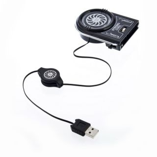 Mini Vacuum Air Extracting USB Case Cooler Cooling Fan Idea for