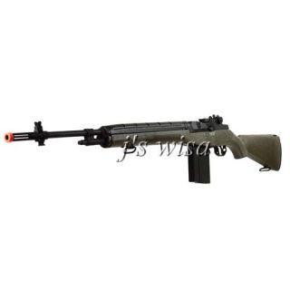 CYMA M14 CM032 Airsoft Automactic Gun Metal Gear Green