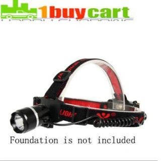 1000LM 5W Outdoor flexible fishing light headlamp flashlight torch ajo