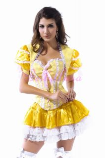 Sexy Ladies Snow White Alice Princess Queen Fancy Dress Women