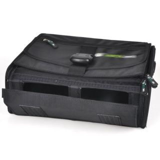 Compact Travel Bag Carrying Case for XBOX 360 Fat Console Accessories