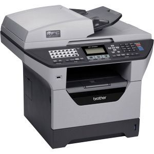 Brother MFC 8690DW All in One Laser Printer A Nice Unit 012502629979
