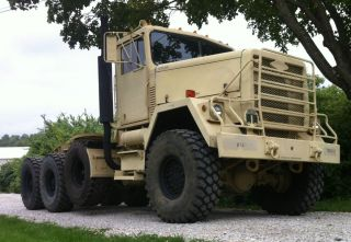 1979 Am General M920 Military Semi 20 Ton Tractor Truck M35A2 M916