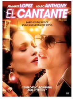 El Cantante Jennifer Lopez Marc Anthony New DVD Movie IcyDeals