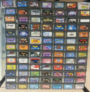 Game Boy Advance Games Your Pick What Game You Want