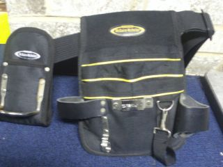 McGuire Nicholas Electricians Pouch, Belt, And Hammer Holder