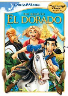 The Road to El Dorado DVD Excellent Condition   Kevin Kline, Armand