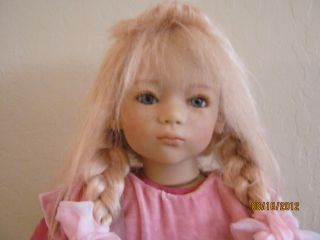 Annette Himstedts Sweet Faced Alma Doll #220/277 Bankruptcy Estate