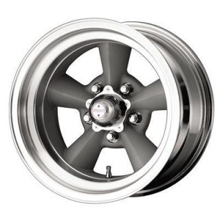 American Racing Torq Thrust Original Gray Painted Wheel 15x7 5x4 75