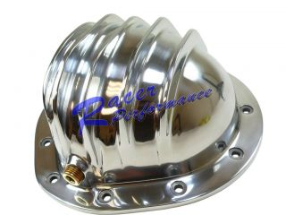 1962 82 Chevy GMC Truck Aluminum Rear Differential Cover 12 Bolt 8 75