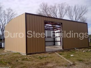 Duro Steel 40x50x13 Metal Buildings DiRECT Residential Storage Shed