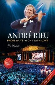 Andre Rieu from Maastrich with Love 6 DVD Set