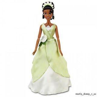 New  Princess Frog Tiana Singing Doll 17