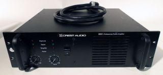 Crest Audio Professional Power Amplifier 8001
