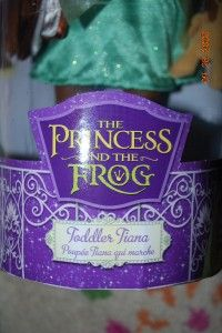 Princess and The Frog Tiana Toddler Doll Baby Doll