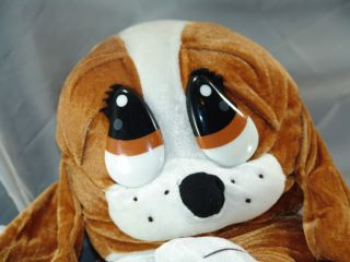 Big Jumbo Plush Sad Sam Puppy Dog Eyes Stuffed Animal