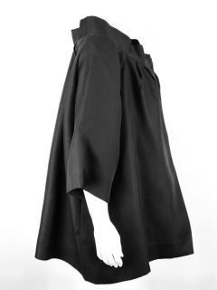 Lee Anderson Couture Black Jacket Organza at Socialite Auctions 109 52