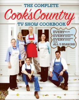 Cooks Country TV Show Cookbook by Americas Test Kitchen 2012