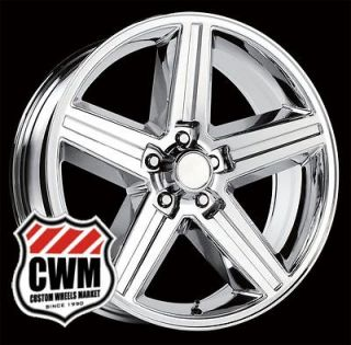 Rims 5x4.75 for Chevy Monte Carlo 1982 1988 (Fits Monte Carlo SS