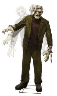 Animated Corpse Halloween Prop Animated Haunted House