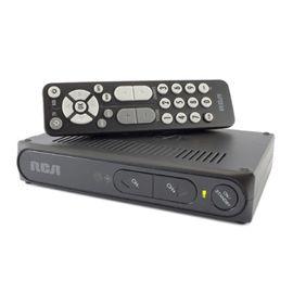 RCA DTA800B 1 Digital Converter Box with Analog Pass Through DTV