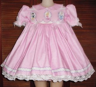 Annemarie Adult Sissy Baby Dress Baby Prin Your Size
