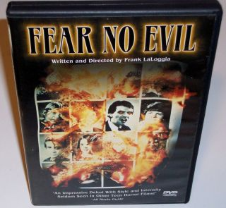 Evil DVD Curse of The Devil DVD RARE OOP Anchor Bay Horror Lot