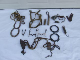 Old Vintage Antique Farm Tools & Garden Home Decor 17  PRICE INCLUDES