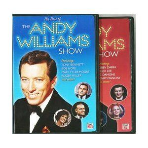 BEST OF ANDY WILLIAMS SHOW * TIME LIFE * 2 DVD BOX SET