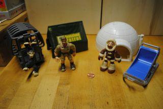 Animal Planet Figures Accessories Grassland Patrol LQQK Aniomals Tent