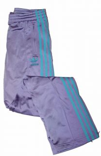 auth adidas originals women purple firebird track pant s