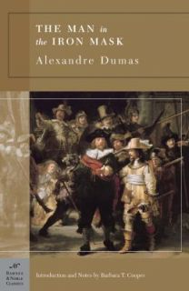 The Man in the Iron Mask by Alexandre Dumas 2005, Paperback