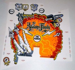 addams family pinball middle playfield overlay  75