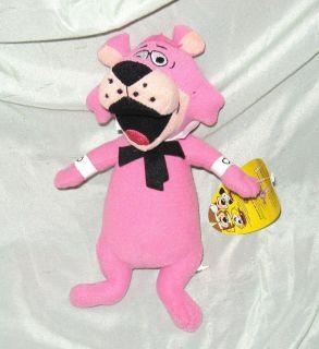 MWT 9 PINK PANTHER Plush Stuffed Animal Toy new tagged figure