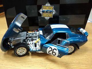 IC* I/ Exoto Racing Legends RLG18006 Cobra Daytona Coupe, 1965