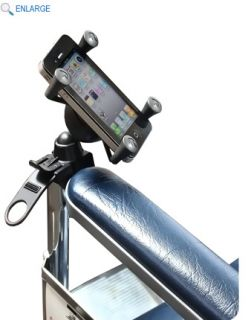 Mount with Expandable Cradle for Apple iPod Touch iPhone