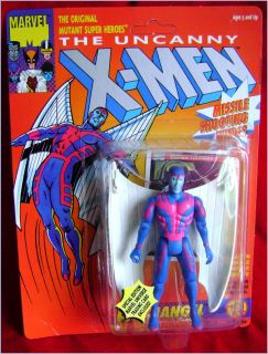 archangel from the toy biz marvel the uncanny x men series archangel