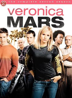 veronica mars the complete second season dvd