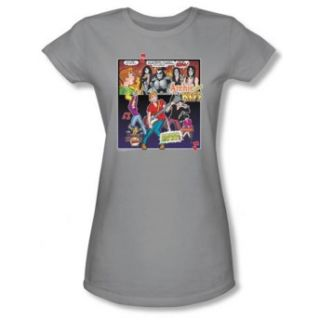 Archie Comics Meets Kiss Riverdale Rock City Rock Band Juniors