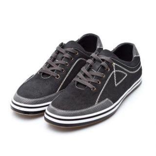 Arider AIR 03 Mens Low Top Casual Shoes   Black