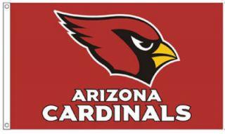 Arizona Cardinals NFL Football Flag 3x5 Banner