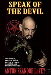 Speak of The Devil Anton lavey RARE Video Biography