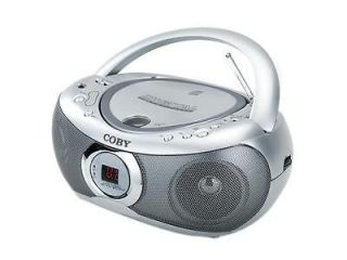 Newly listed COBY Portable CD Player with AM/FM Radio CXCD236