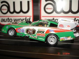 JL, AFX, AW, ~JOHN FORCE ~ CASROL MUSANG ~ FUNNY CAR ~ SOLD OU