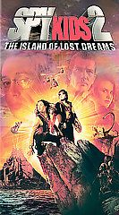 Spy Kids 2 Island of Lost Dreams VHS, 2004, Spanish Dubbed