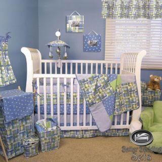 Baby Boy Kid Nautical Beach Boat for Crib Nursery Blanket Collection